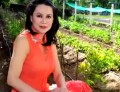 Philippine Chef Cheloy Ignacio Creates: Raw Vegan Sushi,Salad, and Mushroom Steak with Mashed Potatoes