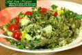 Gifts from Nature: Wild Herb Salad with Bavarian Mashed Potatoes (In German)