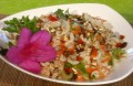Chef Ian Brandt Presents: Mushroom Stroganoff with Papparadelle Pasta and Brown Rice
